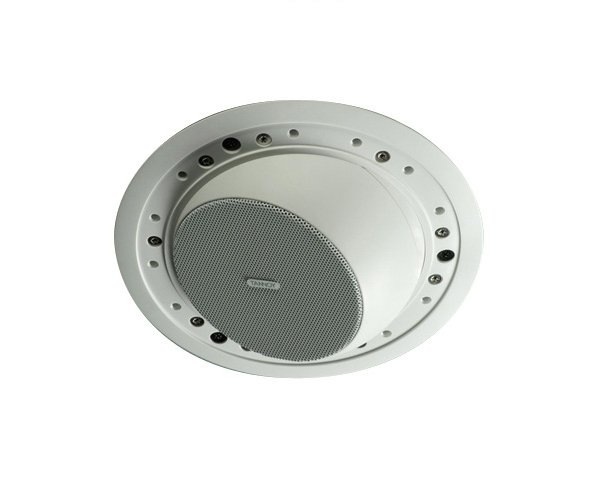 """4"""" Ceiling Speaker with 70/100V Transformer and Low Impedance Operation"""