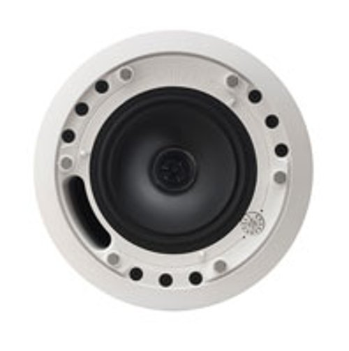 "5"" Ceiling Speaker with 70/100V Transformer and Low Impedance Operation, Blind Mount Version"