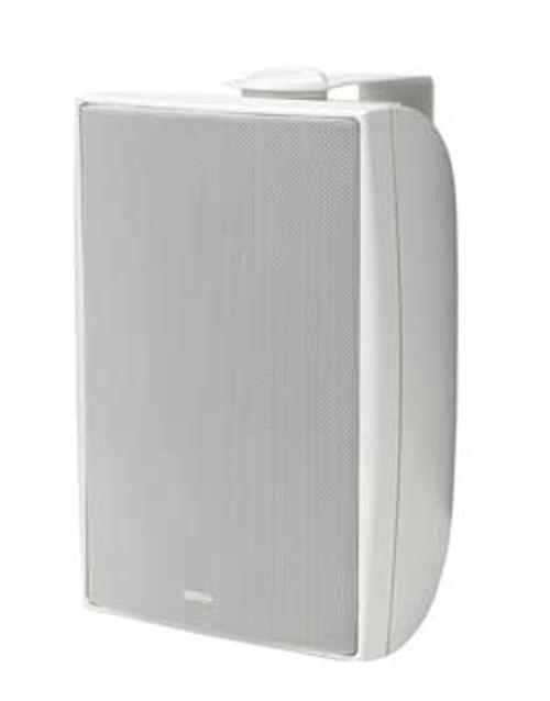 """8"""" White Surface Mount Speaker"""