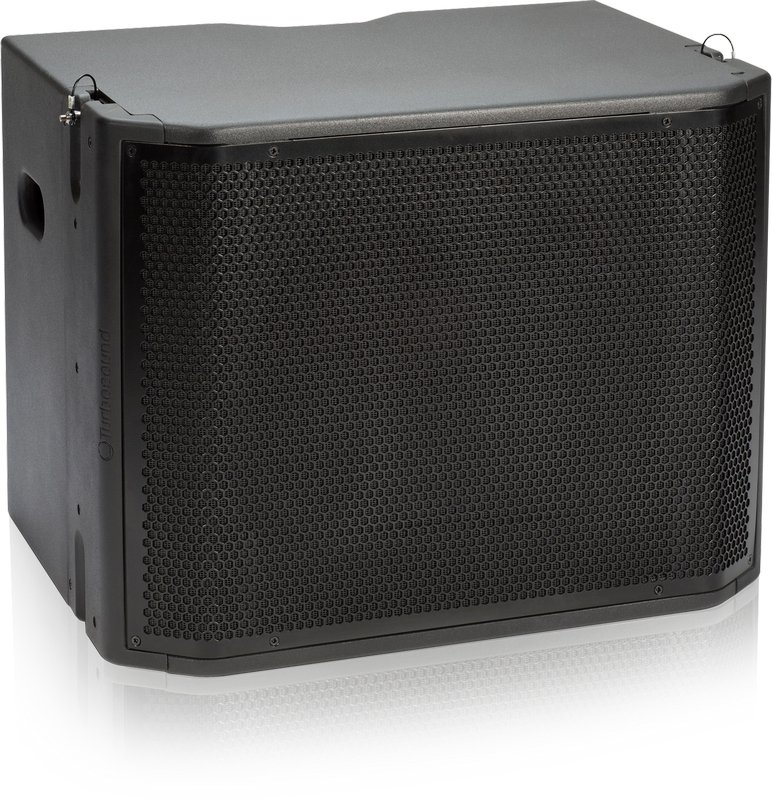 "Turbosound TFS-550L  12"" Front Loaded Subwoofer for Touring Applications TFS-550L"