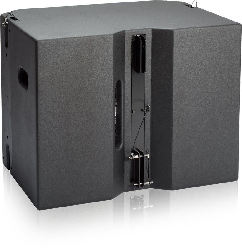 """12"""" Front Loaded Subwoofer for Touring Applications"""