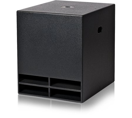 """18"""" Band Pass Subwoofer for Portable PA and Installation Applications"""