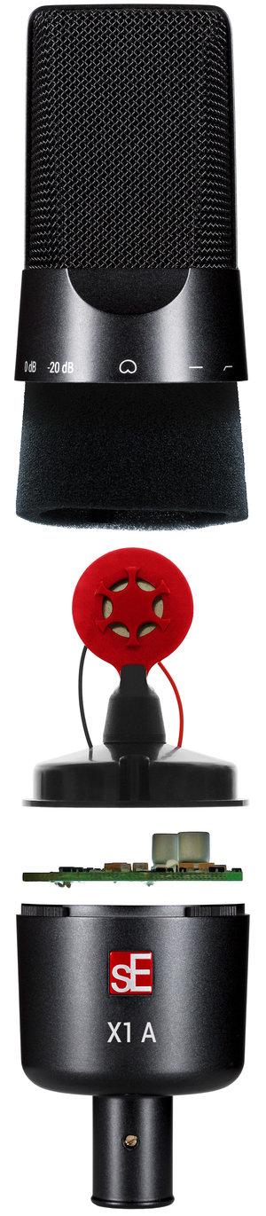Studio Condenser Microphone