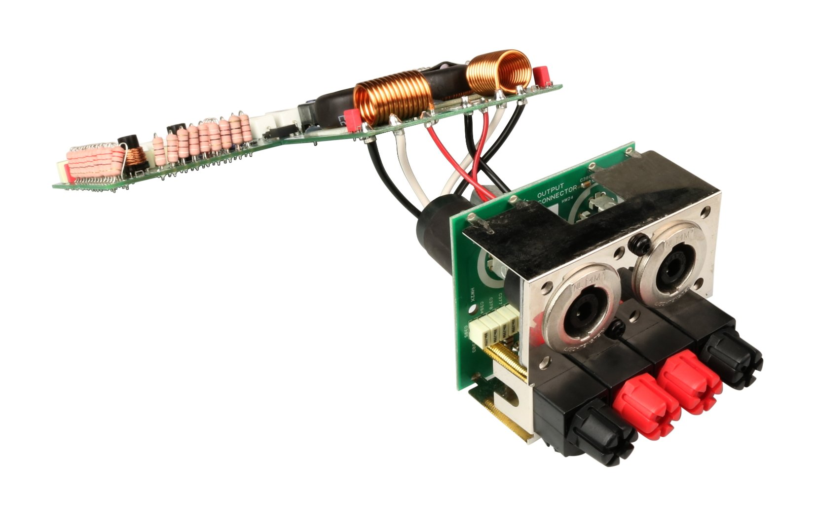 Output Filter for I-Tech 1200HD