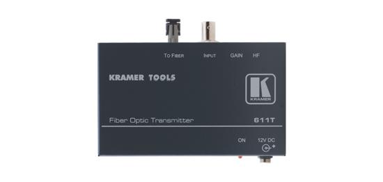Transmitter Fiber Optic  use w/611R