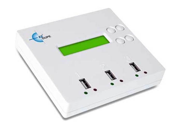 USB Duplicator, Portable, 2 Target