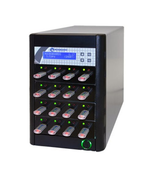 1 Read,15-Port USB Flash Drive Duplicator