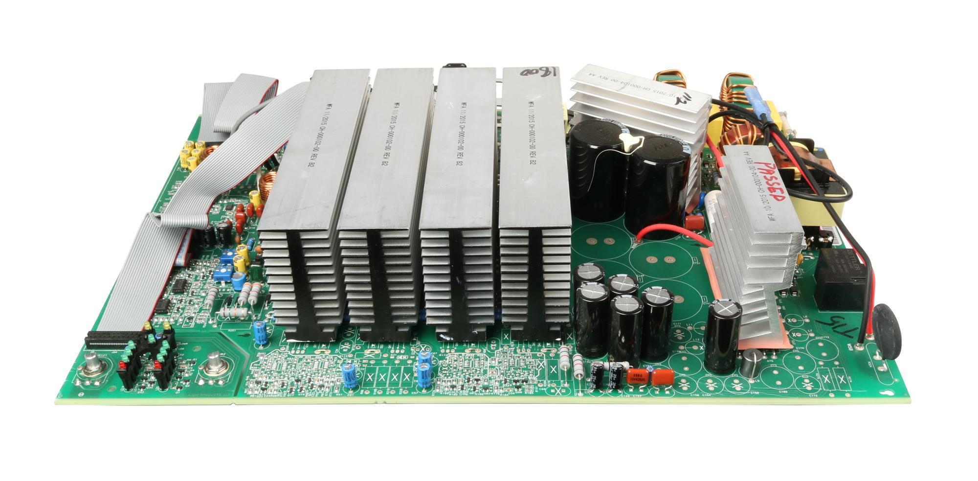 120V PCB for CX-302V