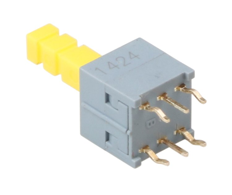 DPDT PP 3.3mm Switch for MAX 115