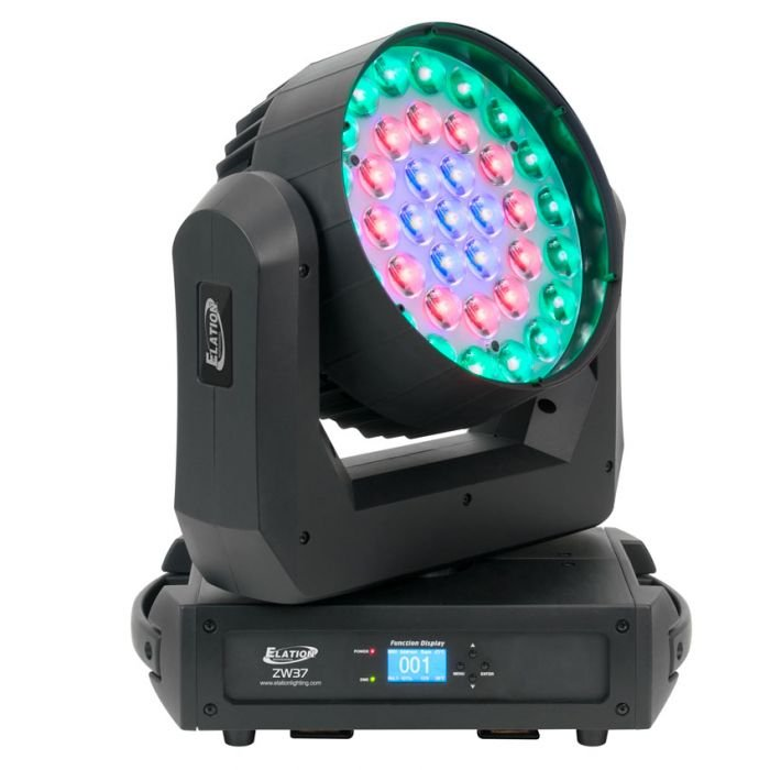 High Output RGBW Moving Head Wash
