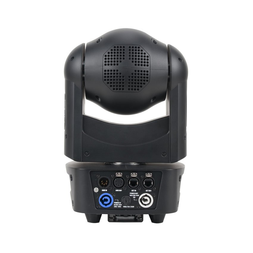 90w RGBW 360° Moving Head LED with Zoom