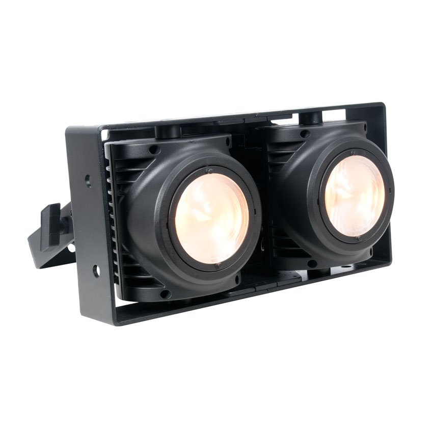 Blinder/Strobe Light with 4x 175W Dynamic White LEDs, Rated IP65