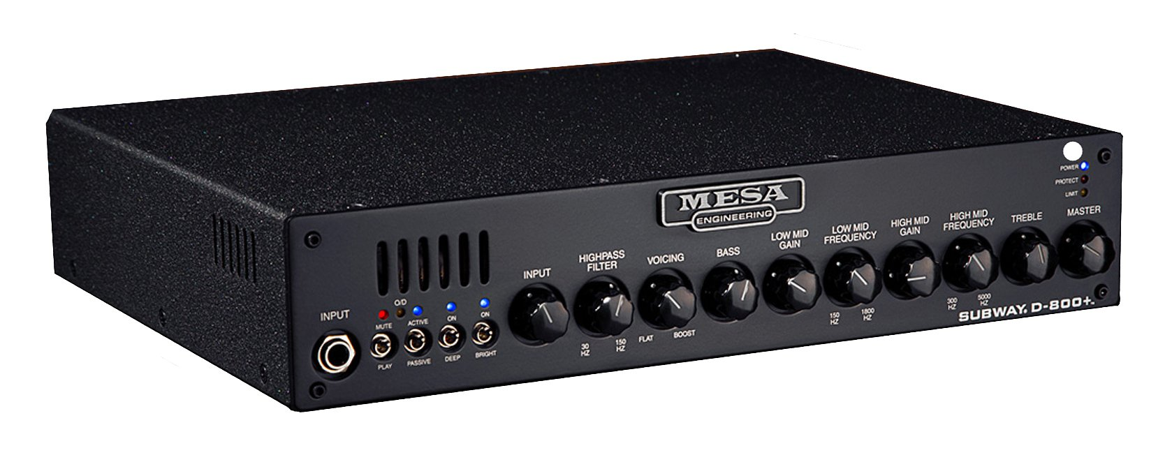mesa boogie subway 800 subway d 800 800w bass amp head full compass systems. Black Bedroom Furniture Sets. Home Design Ideas