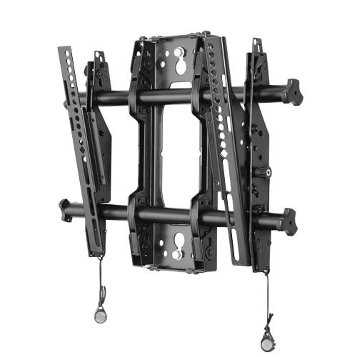 Medium Fusion Micro-Adjustable Tilt Wall Mount, Single Stud