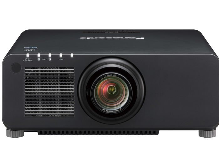10,000 Lumen WUXGA Laser Projector in Black
