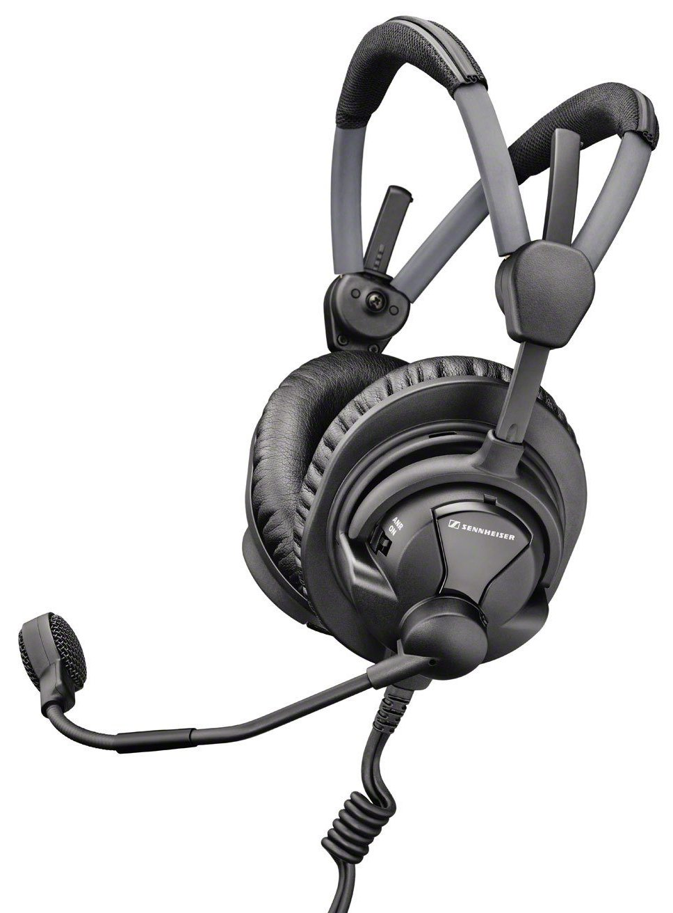 Broadcast Headset with Noisegard