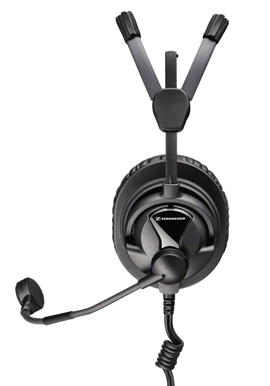 Professional Broadcast Headset