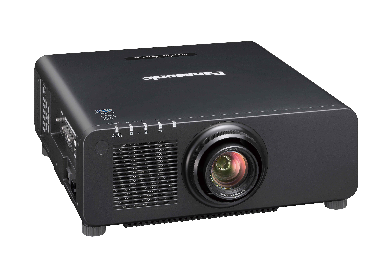 6200lm WXGA Laser Projector in Black