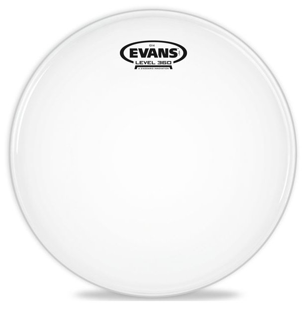 "14"" G14 Coated Snare/Tom Drum Head"