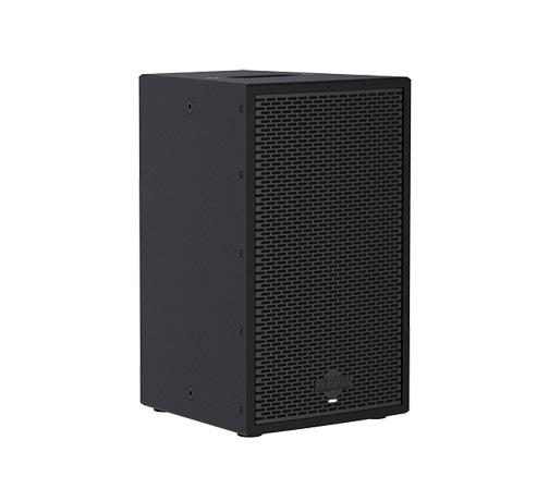 8-Inch, 2-Way Self-Powered Loudspeaker, 60°x45° Coverage