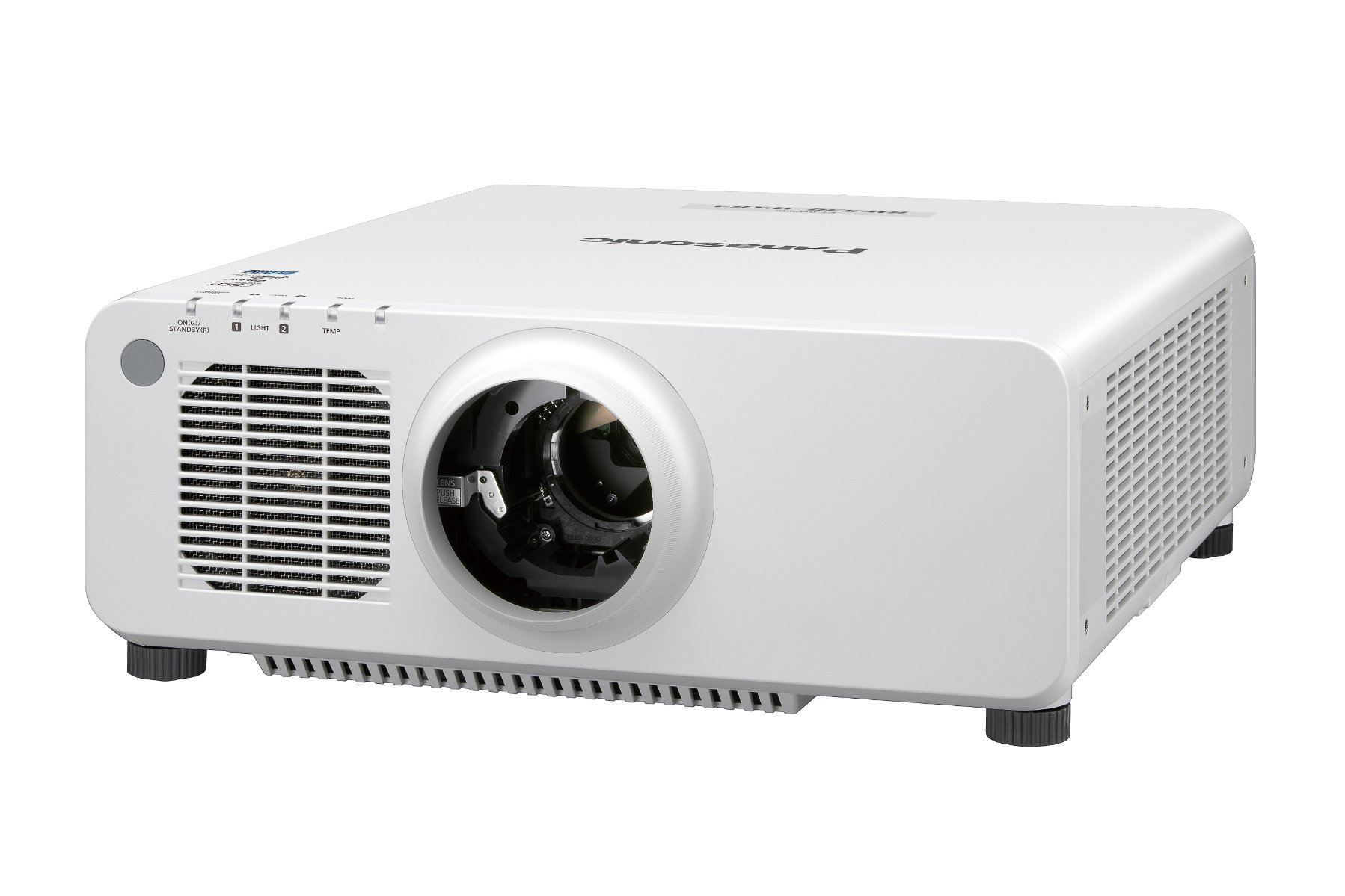 10,000 Lumens WXGA DLP Laser Projector Body Only in White