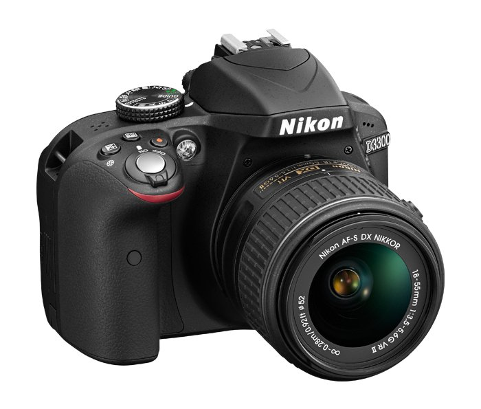 DX-Format DSLR Kit with 2 NIKKOR Lenses & Case