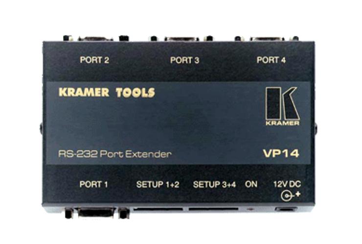 1:3 RS-232 Port Extender