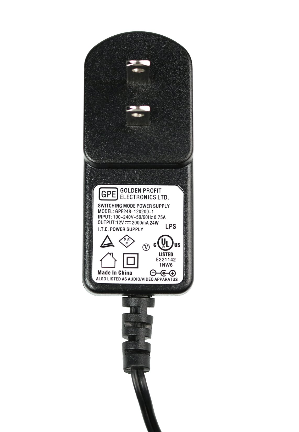 Power Adapter for SCS.4DJ