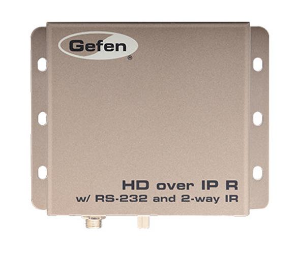 HDMI / RS-232 / 2-Way IR Over IP / LAN Receiver