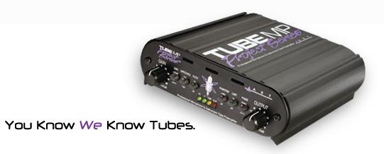 Tube-Mic Pre Amp USB