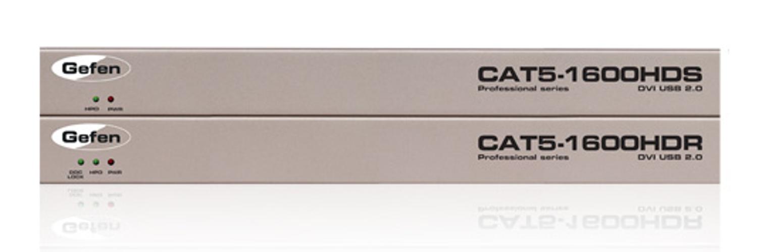 Gefen Inc EXT-CAT5-1600HD Extender DVI KVM USB EXT-CAT5-1600HD