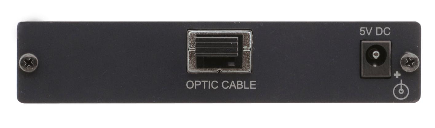 DVI Over Fiber Optic Receiver