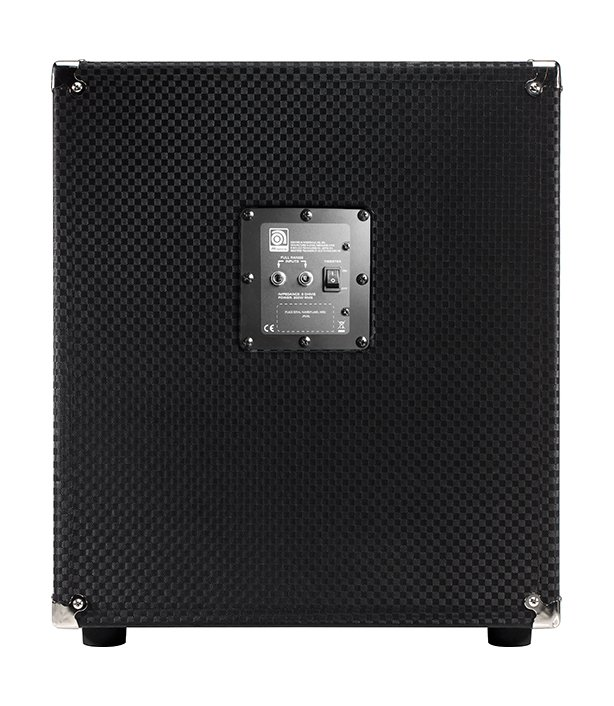 "Portaflex 1-12"" Horn-loaded Speaker Cabinet"
