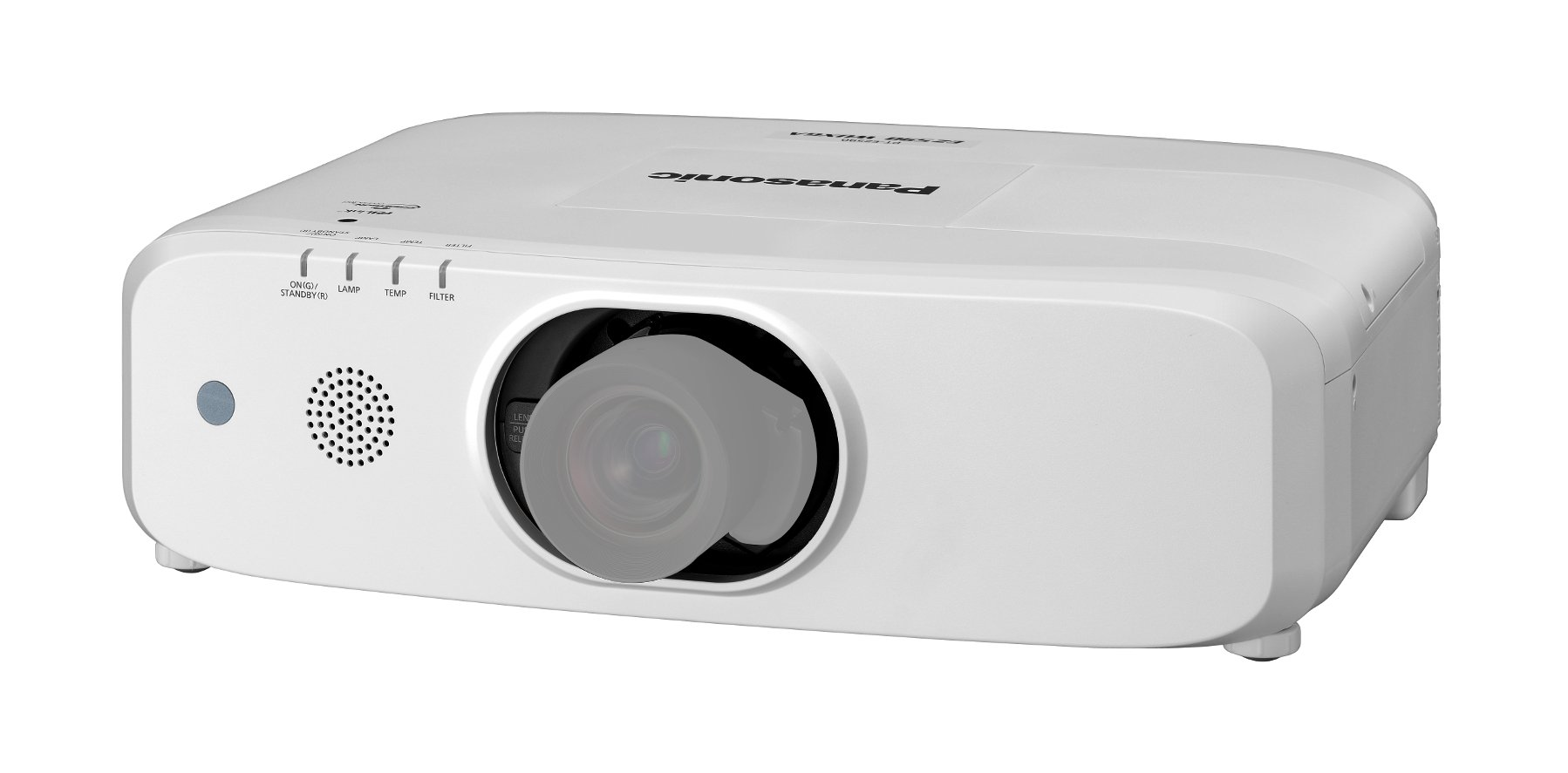 5400 Lumens WUXGA LED Projector Body