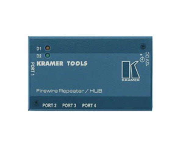 4-Port Firewire Repeater/Hub