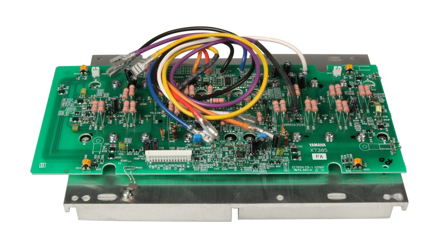 Power Unit Amp Assembly for EMX5014C and EMX5016CF