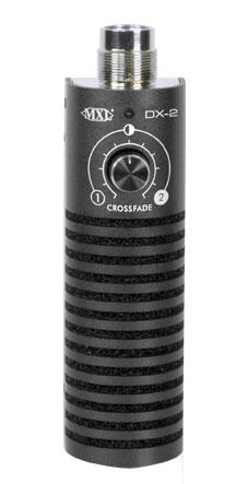 MXL Microphones DX-2  Dual Capsule Variable Dynamic Microphone  DX-2