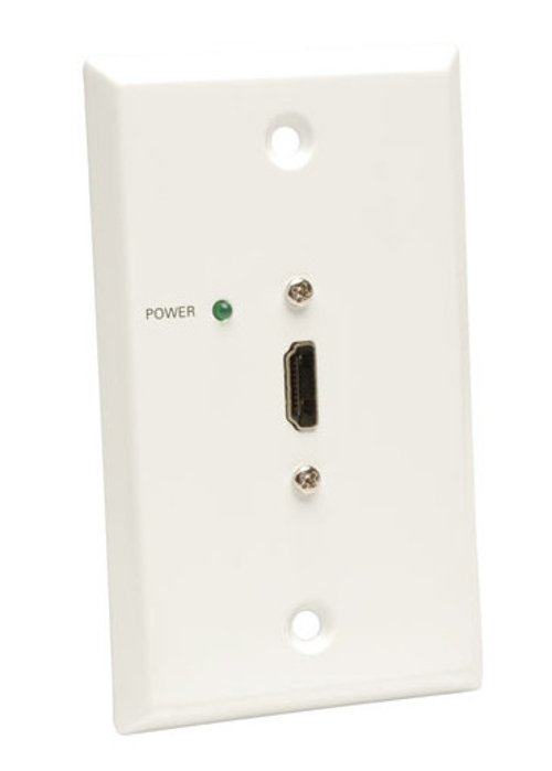 HDMI Over Cat5 Passive Extender Remote Wall Plate