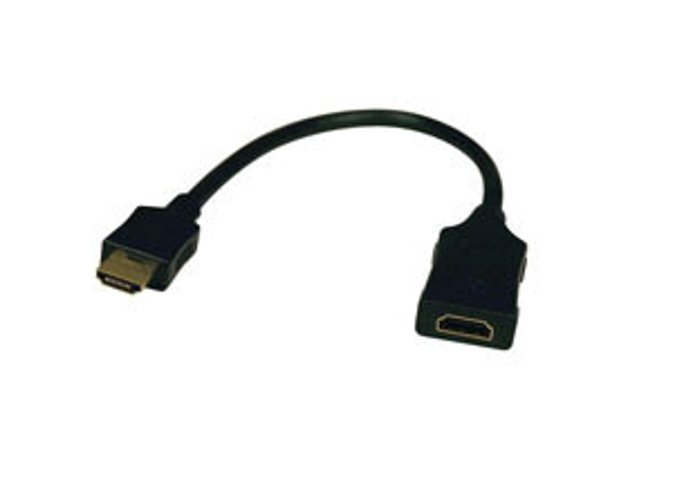 1'  HDMI v1.3 Active Extender Cable