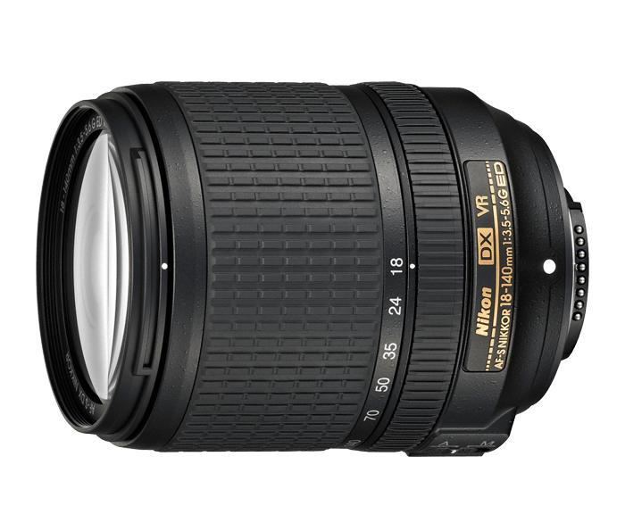 D7100 HDSLR Camera with 18-140mm and 55-300mm Lenses Ki