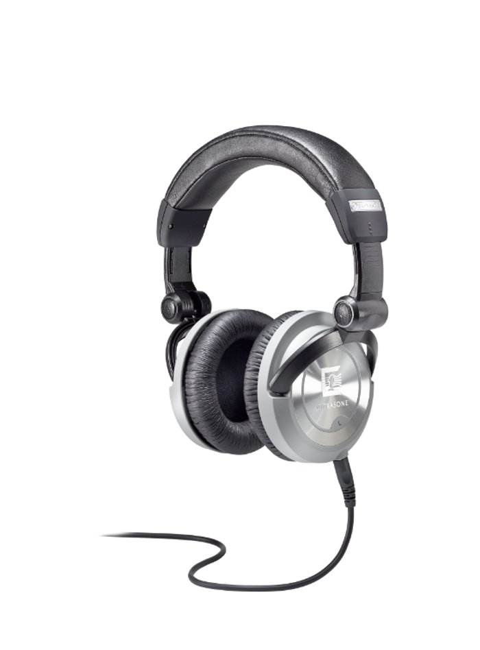 Ultrasone PRO 550i Pro Series Headphone, Closed Back PRO-550i
