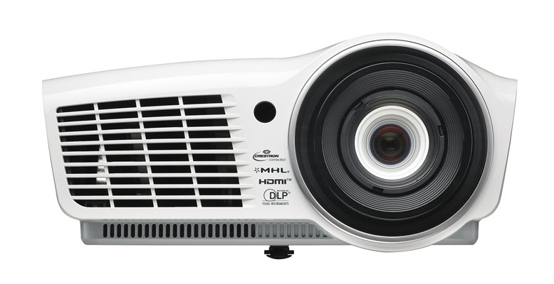 3500 Lumens 3D HD 1080p DLP Multimedia Projector