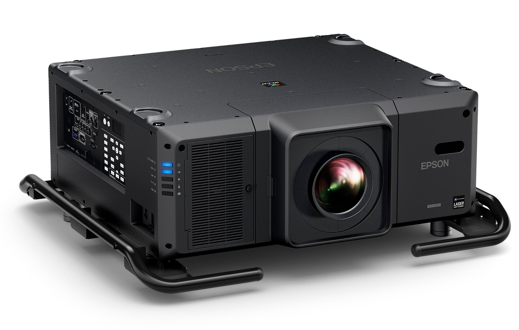 25000 Lumen WUXGA 3LCD Laser Projector with 4K Enhancement - Body Only