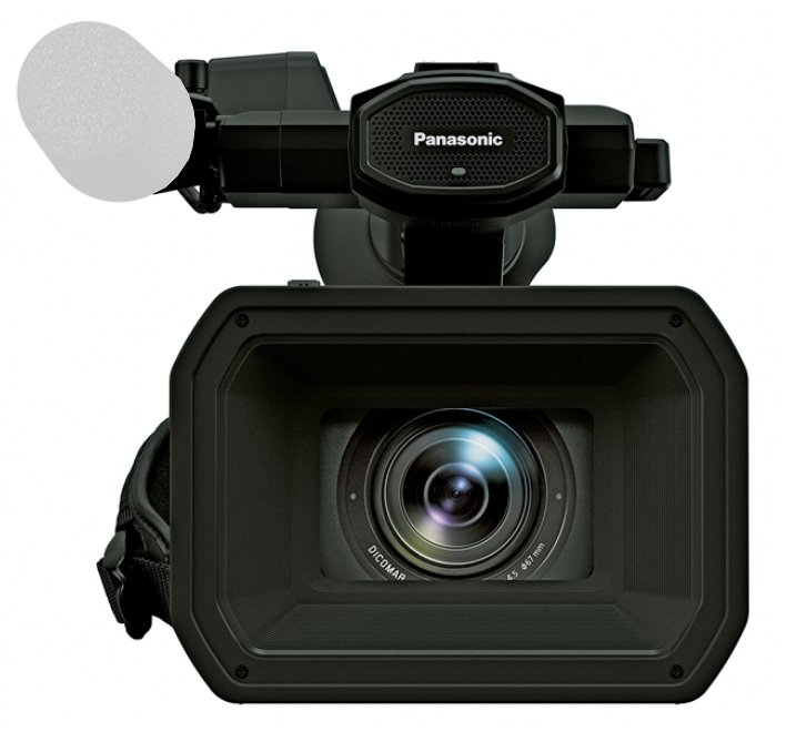 4k 60p Camcorder with 20x Zoom Lens