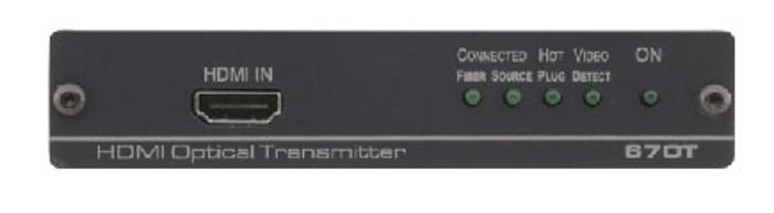 HDMI over Fiber Optic Transmitter