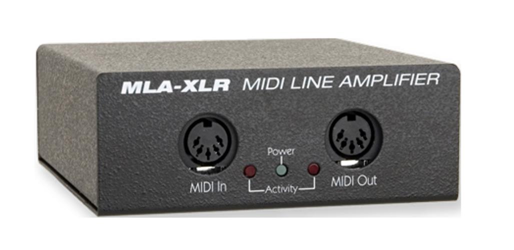 MIDI Line Amplifier (XLR)