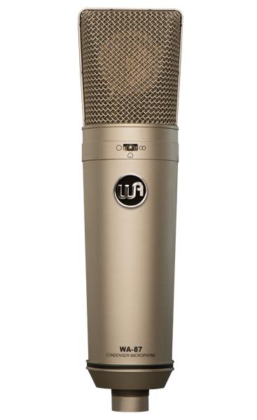 Condenser Microphone, 3  Patterns