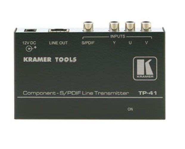 Component S/PDIF Line Transmitter
