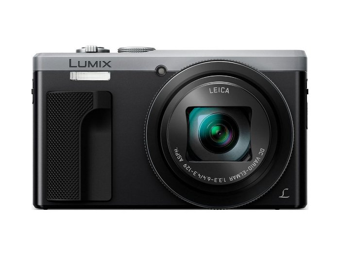 LUMIX 4K Digital Camera with 18 Megapixels, 24-720mm LEICA DC Lens Zoom, WiFi, and Electronic Viewfinder
