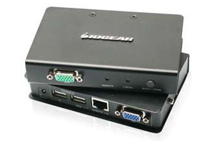 USB VGA KVM Console Extender